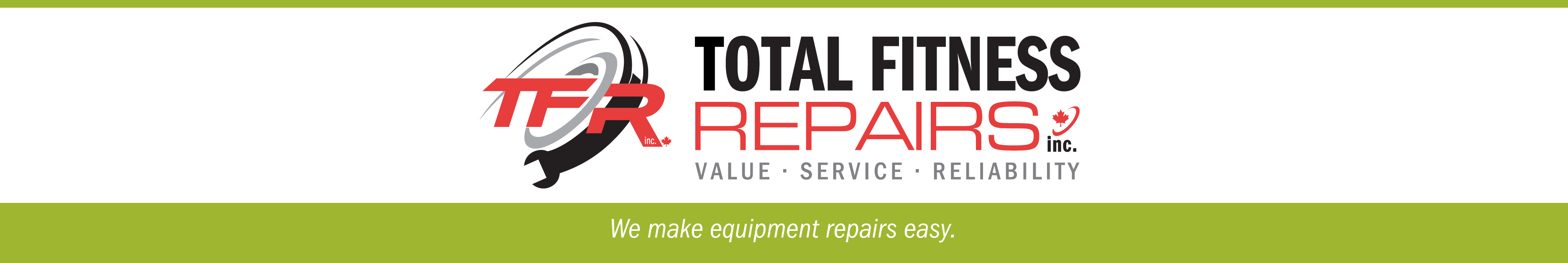 Total Fitness Repairs, Inc.
